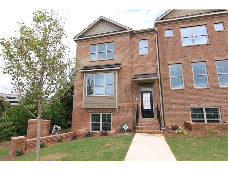 1660 Jardin Court #11, Alpharetta, GA 30022 (MLS #5725267) :: North Atlanta Home Team