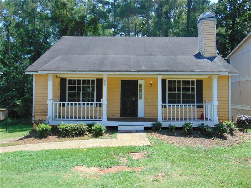 5532 Downs Way, Lithonia, GA 30058 (MLS #5725368) :: North Atlanta Home Team