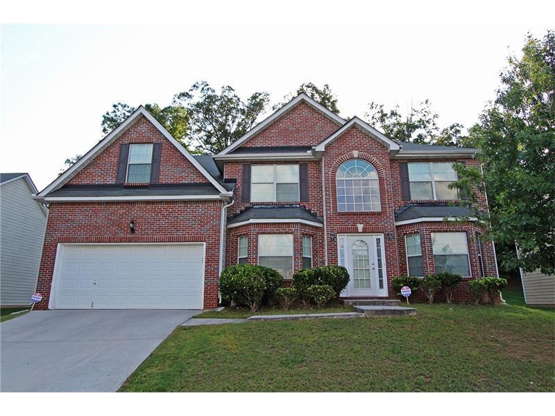 4545 Warren Mill Trail, Ellenwood, GA 30294 (MLS #5726179) :: North Atlanta Home Team