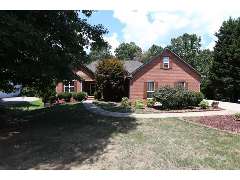 7437 Mason Falls Court, Winston, GA 30187 (MLS #5726406) :: North Atlanta Home Team