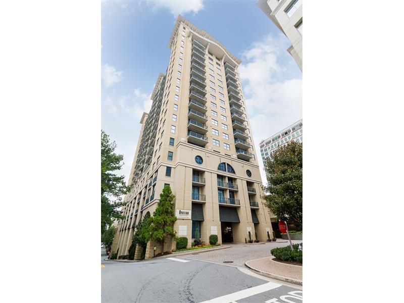 3040 Peachtree Road NW #703, Atlanta, GA 30305 (MLS #5726873) :: North Atlanta Home Team