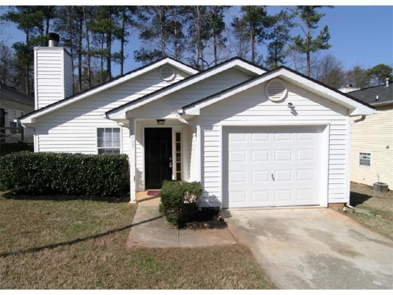 1603 Creek Pond Cove, Decatur, GA 30032 (MLS #5726981) :: North Atlanta Home Team