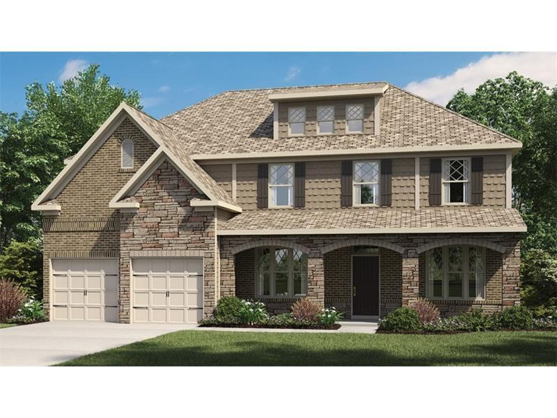 1041 Virginia Oak (Lot 111A), Lawrenceville, GA 30045 (MLS #5727176) :: North Atlanta Home Team