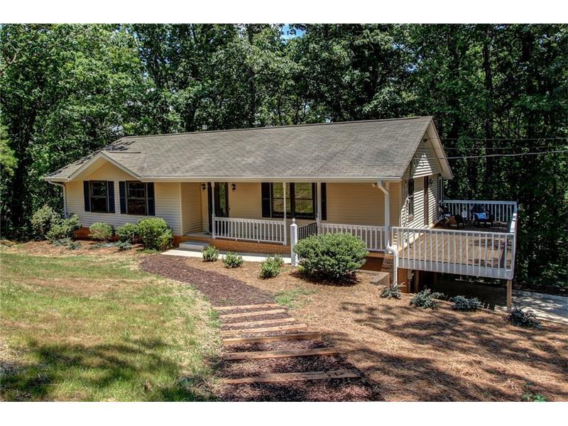 3134 Corral Trail, Gainesville, GA 30506 (MLS #5727205) :: North Atlanta Home Team