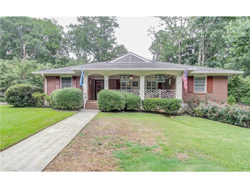 133 Upland Road, Decatur, GA 30030 (MLS #5727271) :: North Atlanta Home Team