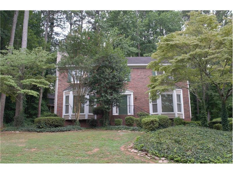2570 Oak Village Place NE, Marietta, GA 30062 (MLS #5727327) :: North Atlanta Home Team