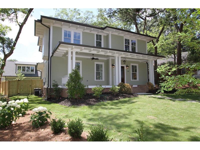 207 S Mcdonough Street, Decatur, GA 30030 (MLS #5727396) :: North Atlanta Home Team