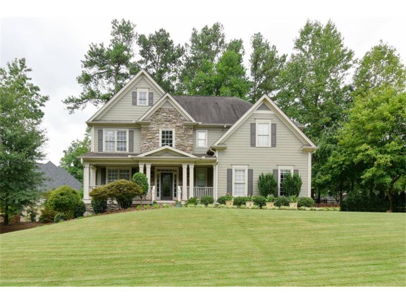 2119 Monitor Way NW, Acworth, GA 30101 (MLS #5727486) :: North Atlanta Home Team