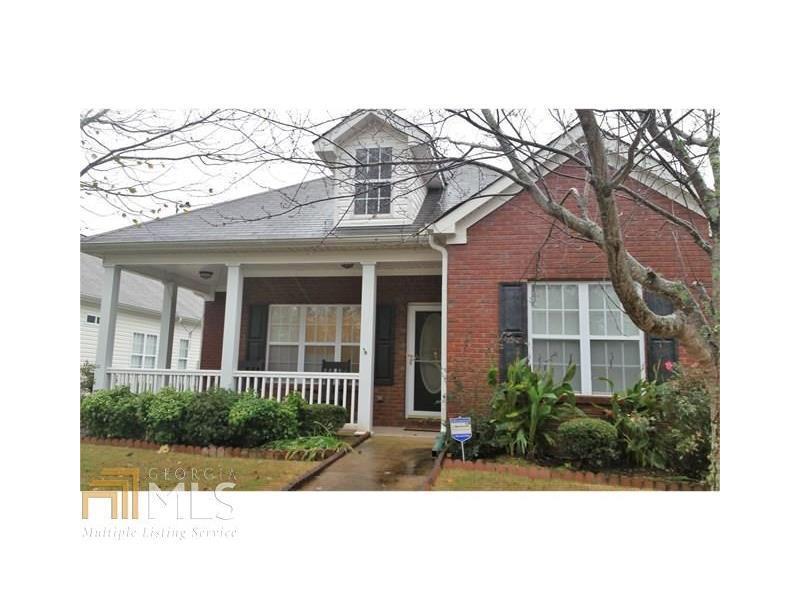 210 Emily Park, Fayetteville, GA 30215 (MLS #5727549) :: North Atlanta Home Team