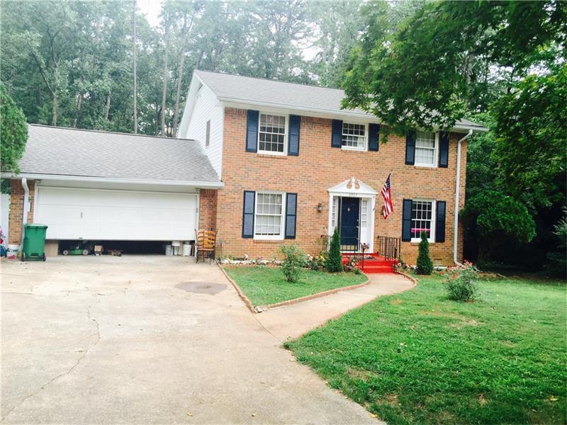 3935 Woburn Drive, Tucker, GA 30084 (MLS #5727650) :: North Atlanta Home Team