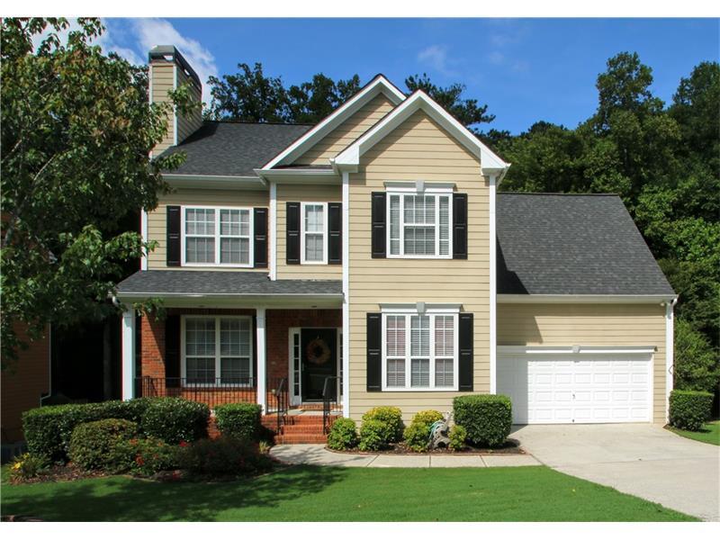 427 Holland Springs Drive NW, Powder Springs, GA 30127 (MLS #5727938) :: North Atlanta Home Team