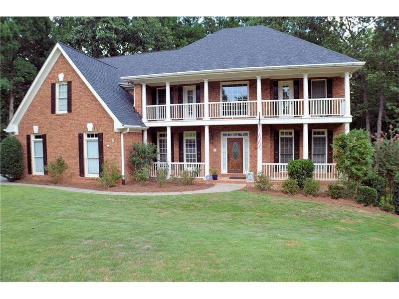 1820 Twin Flower Court, Alpharetta, GA 30005 (MLS #5728344) :: North Atlanta Home Team