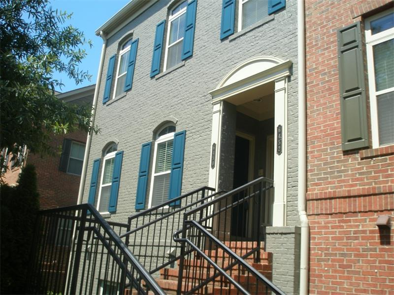 6450 Chariot Street #11, Atlanta, GA 30328 (MLS #5728449) :: North Atlanta Home Team
