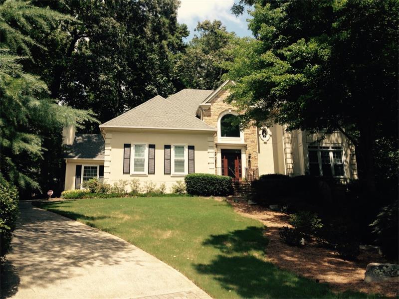 128 Ridgetree Lane, Marietta, GA 30068 (MLS #5728531) :: North Atlanta Home Team