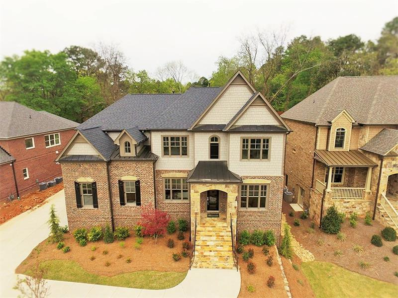 2818 Briarcliff Road NE, Atlanta, GA 30329 (MLS #5728578) :: North Atlanta Home Team