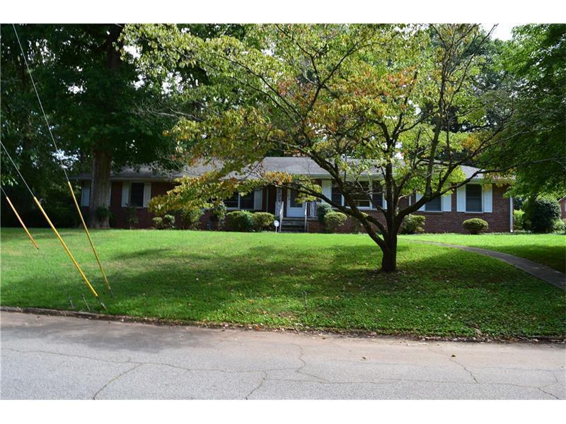2540 Bryan Circle, East Point, GA 30344 (MLS #5728657) :: North Atlanta Home Team