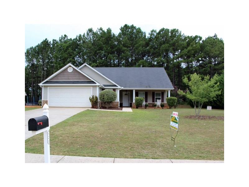 220 Glenview Trail, Griffin, GA 30224 (MLS #5728662) :: North Atlanta Home Team