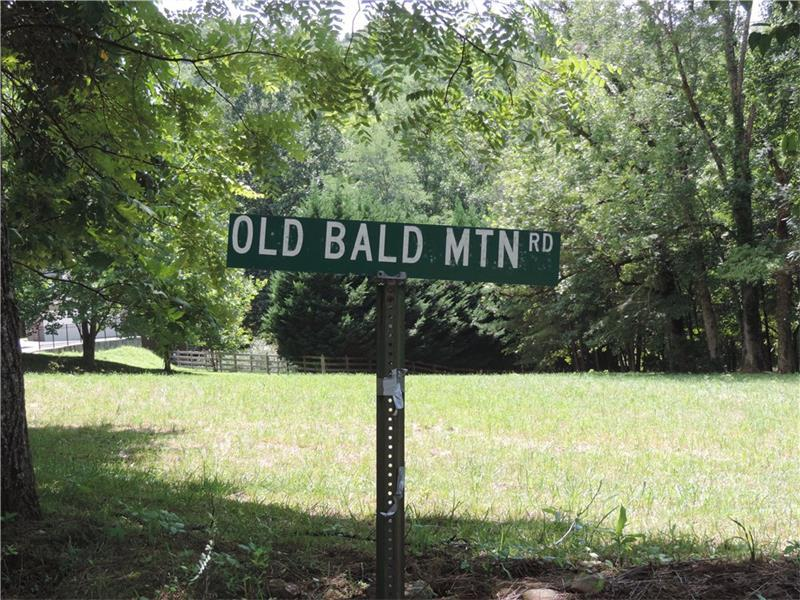 0 Old Bald Mountain Road, Blairsville, GA 30512 (MLS #5728738) :: North Atlanta Home Team