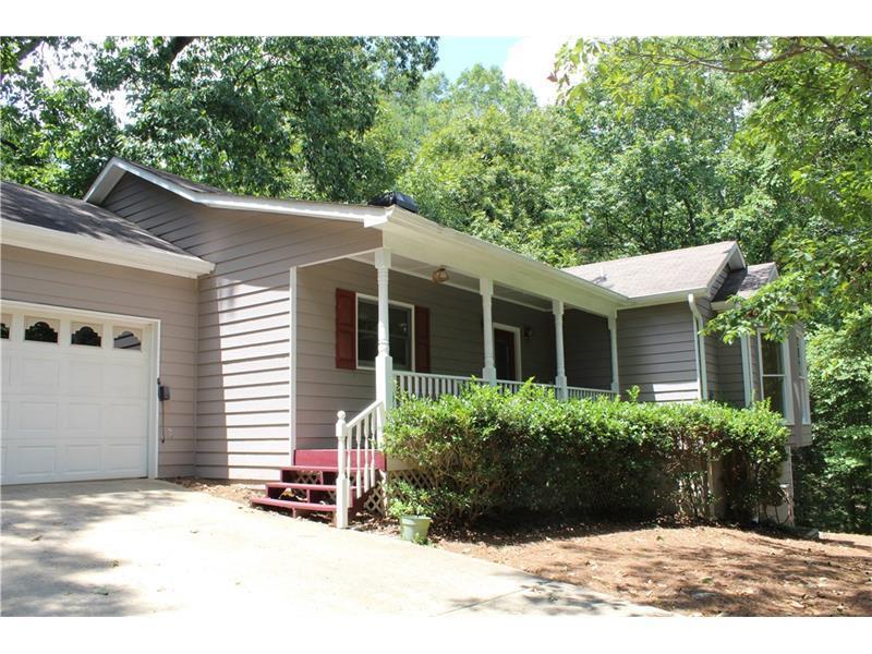 165 Ridgewood Drive, Waleska, GA 30183 (MLS #5729012) :: North Atlanta Home Team