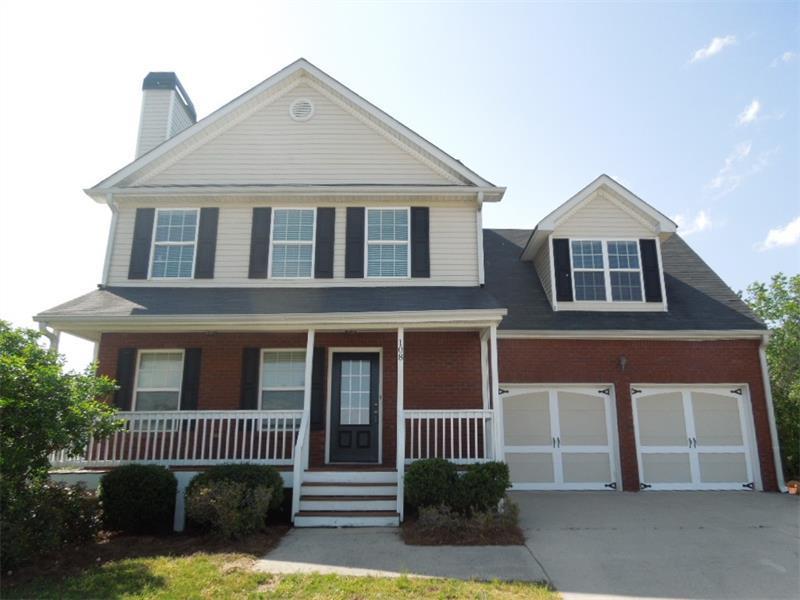 108 Overlook Point, Dallas, GA 30157 (MLS #5729072) :: North Atlanta Home Team