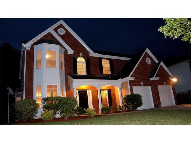 5572 Cascade Hills Loop SW, Atlanta, GA 30331 (MLS #5729168) :: North Atlanta Home Team