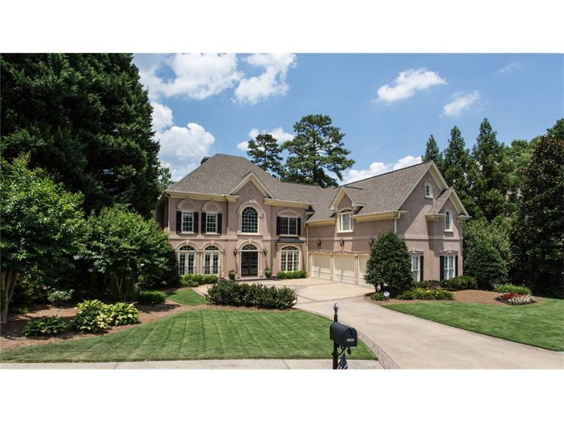2322 Edgemere Lake Circle, Marietta, GA 30062 (MLS #5729777) :: North Atlanta Home Team