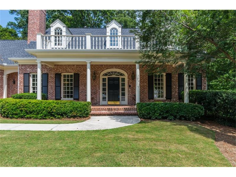 57 Habersham Cove Drive NW, Atlanta, GA 30305 (MLS #5729921) :: North Atlanta Home Team