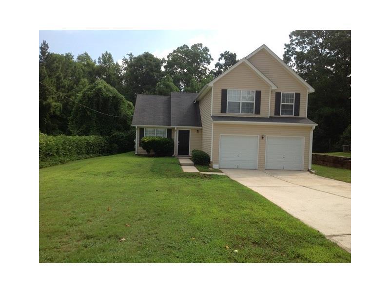 540 Pecan Wood Circle, Fairburn, GA 30213 (MLS #5730161) :: North Atlanta Home Team