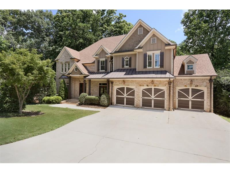 4849 Manget Court, Dunwoody, GA 30338 (MLS #5730309) :: North Atlanta Home Team