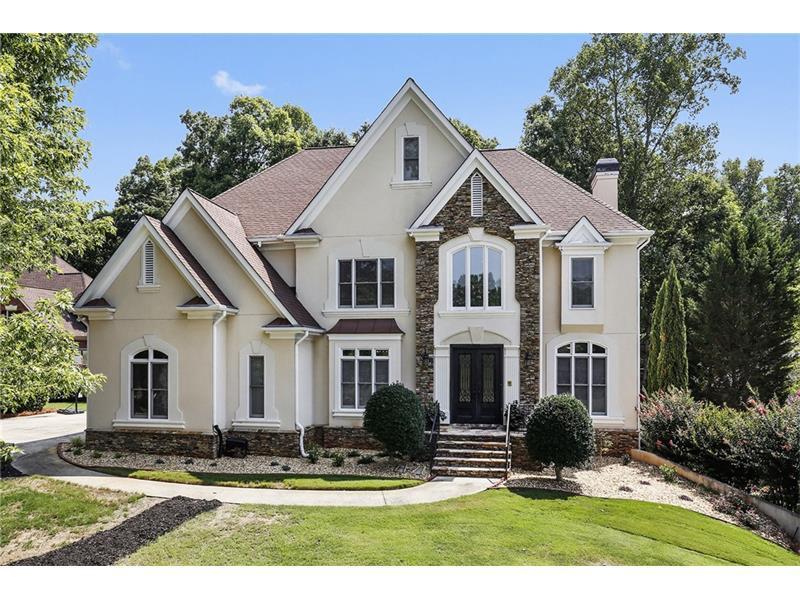 145 Highland Oaks Court, Milton, GA 30004 (MLS #5730520) :: North Atlanta Home Team