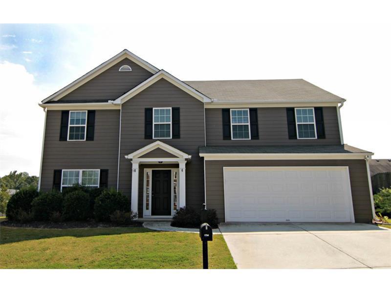 1125 Jesse Cronic Court, Braselton, GA 30517 (MLS #5730540) :: North Atlanta Home Team