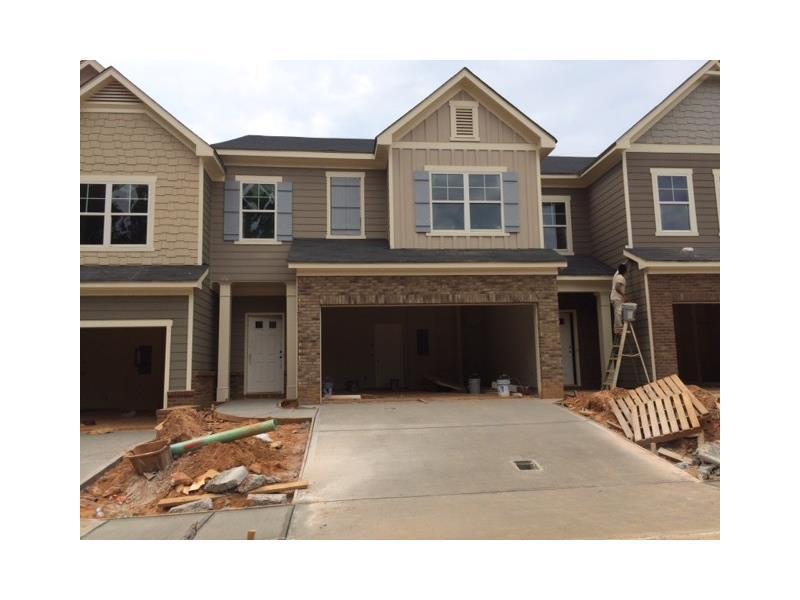 812 Whittington Parkway SW #10, Marietta, GA 30060 (MLS #5731155) :: North Atlanta Home Team