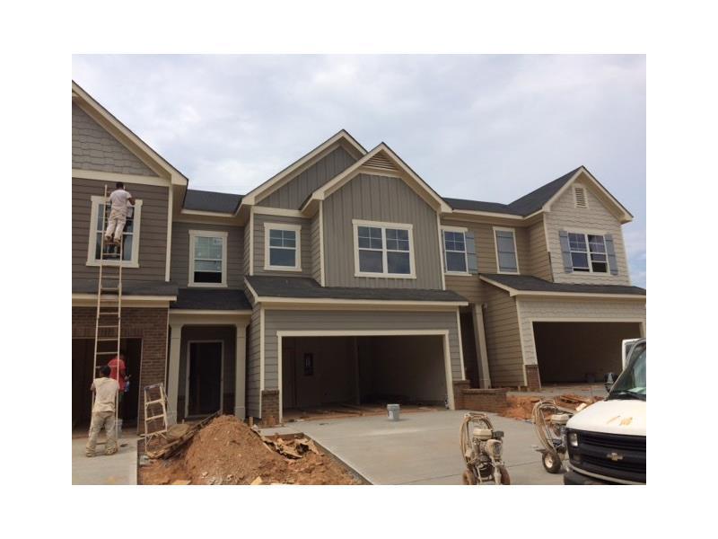 804 Whittington Parkway SW #12, Marietta, GA 30060 (MLS #5731164) :: North Atlanta Home Team