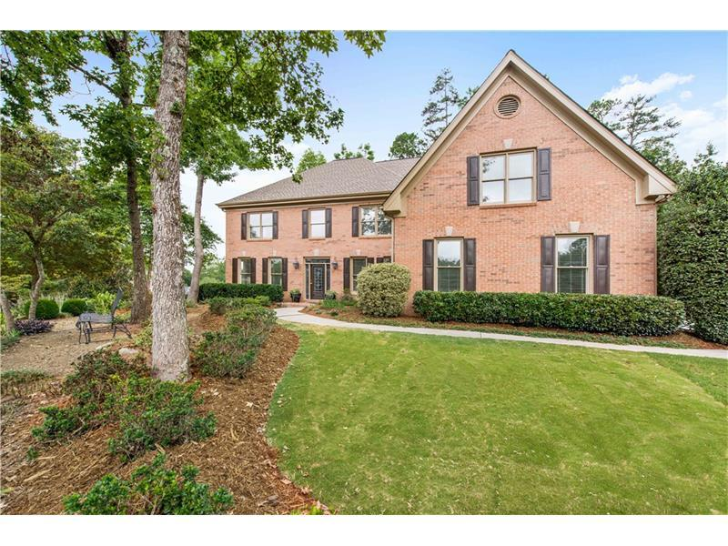 745 Sweetbrier Drive, Milton, GA 30004 (MLS #5731212) :: North Atlanta Home Team