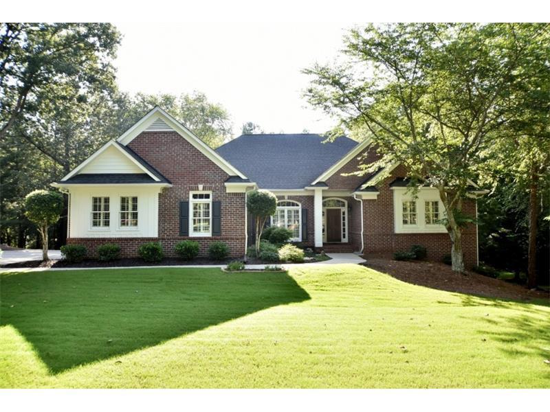 1940 Ridge Gate Drive, Cumming, GA 30041 (MLS #5731377) :: North Atlanta Home Team