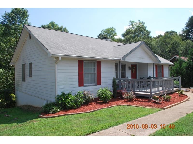 7345 Lanier Drive, Cumming, GA 30041 (MLS #5731404) :: North Atlanta Home Team
