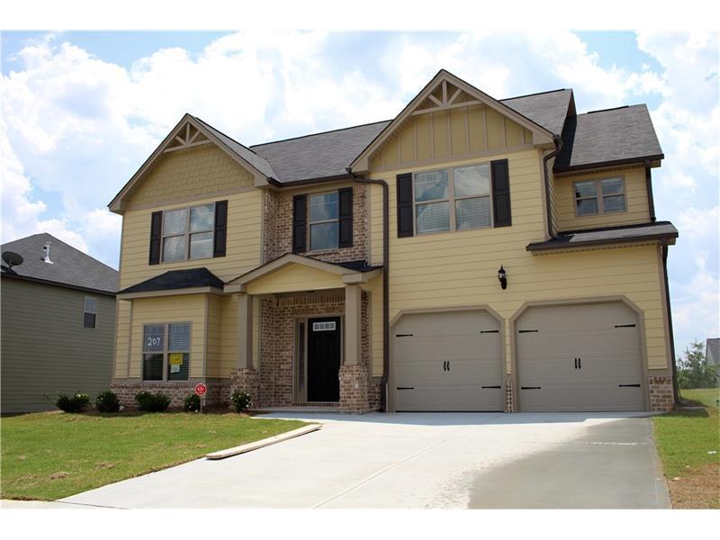 1310 Long Acre Drive, Loganville, GA 30052 (MLS #5731513) :: North Atlanta Home Team