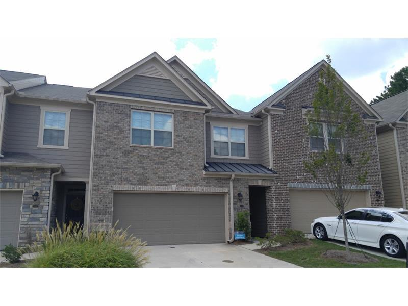 2136 Knoll Place #2136, Brookhaven, GA 30329 (MLS #5731640) :: North Atlanta Home Team