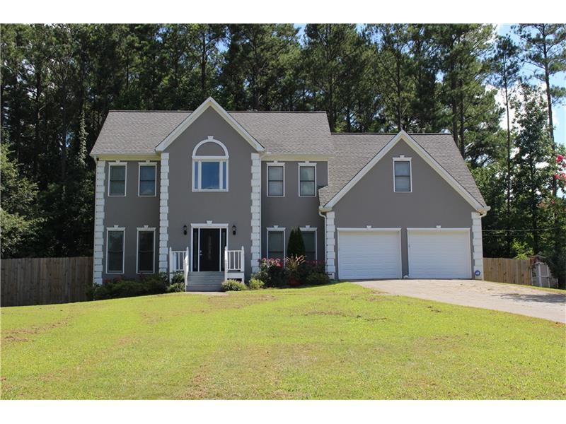 5851 Bridgemont Place NW, Acworth, GA 30101 (MLS #5731698) :: North Atlanta Home Team