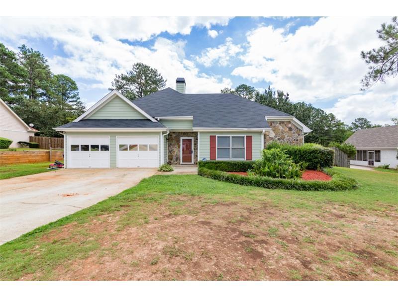 1014 Plantation Boulevard SE, Conyers, GA 30094 (MLS #5732121) :: North Atlanta Home Team