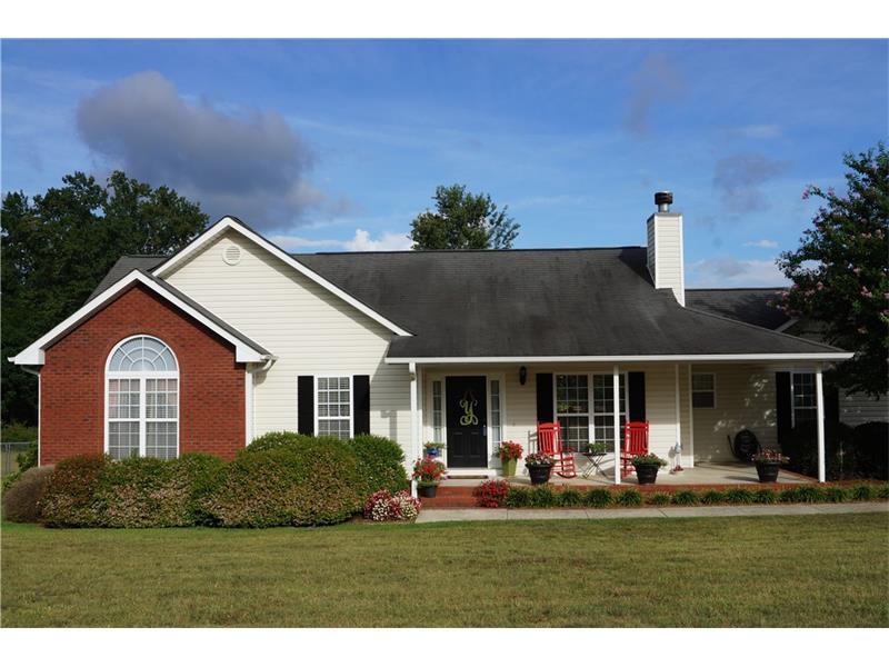 116 Queens Cemetery Road, Good Hope, GA 30641 (MLS #5732143) :: North Atlanta Home Team