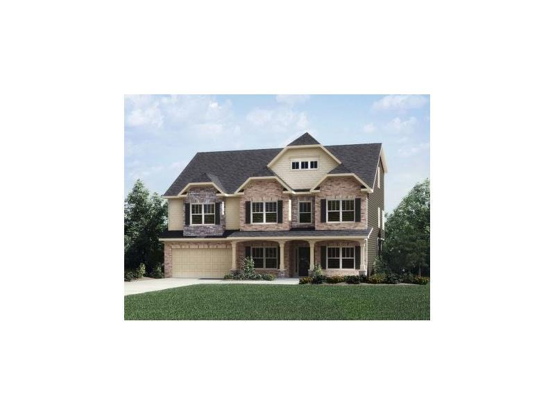 4500 Falls Avenue, Powder Springs, GA 30127 (MLS #5732295) :: North Atlanta Home Team