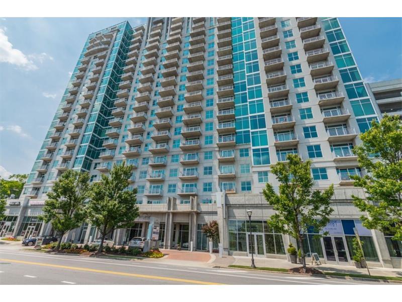 250 Pharr Road #1808, Atlanta, GA 30305 (MLS #5732568) :: North Atlanta Home Team