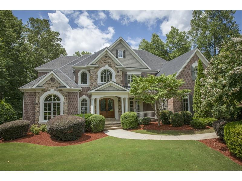 420 Ansher Court, Roswell, GA 30075 (MLS #5732690) :: North Atlanta Home Team