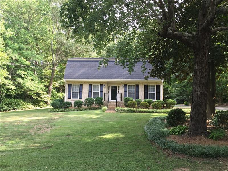 4481 Lambert Drive NW, Kennesaw, GA 30144 (MLS #5732712) :: North Atlanta Home Team