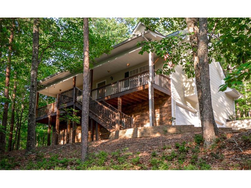 105 Jack Rabbit Drive, Waleska, GA 30183 (MLS #5732819) :: North Atlanta Home Team