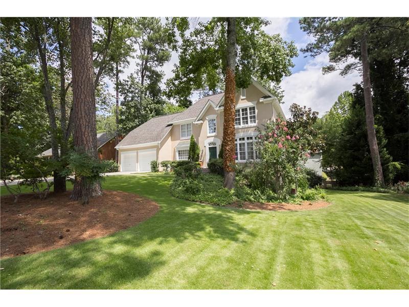 4017 Bramble Court, Marietta, GA 30062 (MLS #5732890) :: North Atlanta Home Team