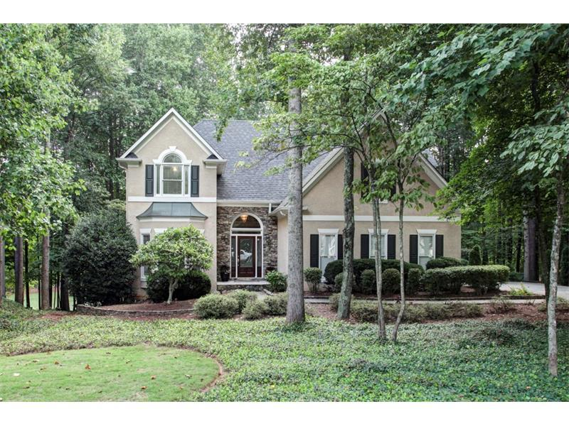3196 Eagle Watch Drive, Woodstock, GA 30189 (MLS #5732903) :: North Atlanta Home Team