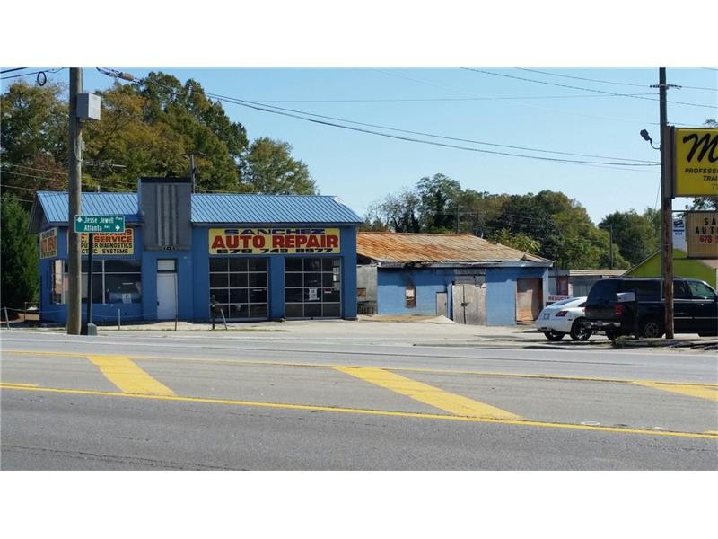 101 Atlanta Highway, Gainesville, GA 30501 (MLS #5733119) :: North Atlanta Home Team