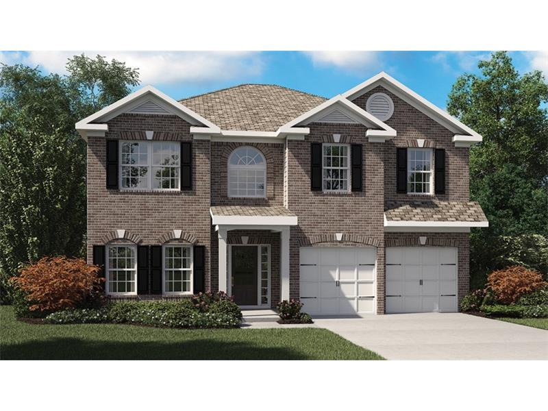 269 Farm Gate Way (Lot 120A), Lawrenceville, GA 30045 (MLS #5733597) :: North Atlanta Home Team